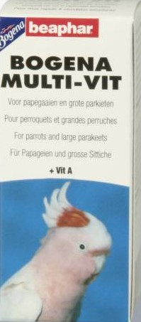 foto: Multi Vit vogel 20ml of 50ml