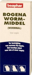 foto: Wormmiddel Worminal 10ml